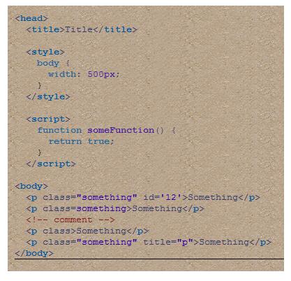 "Тема оформления для Highlight.js ""brown paper"""